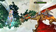 Dragon mount in Queen of Dragons