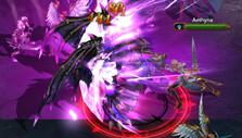 Queen of Dragons: Boss fight