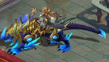 Queen of Dragons: New mount
