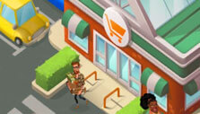 Tasty Town: Social market