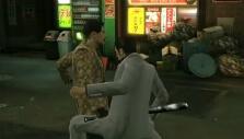 Kiryu vs Goro in Yakuza Kiwami