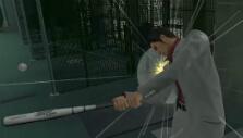 Baseball minigame in Yakuza Kiwami