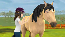 Horse Riding Tales: Wild Horse tamed