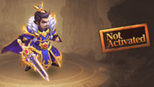 Three Kingdoms - Idle Games: Recruit generals like Cao Cao