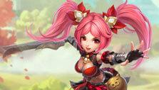 Three Kingdoms - Ile Games: Female warrior from Wu