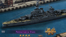 Home port in Legend of Warships