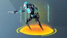 Robothorium: Combat
