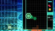 Choosing a target in Tetris 99