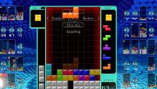 Multiple garbage lines in Tetris 99