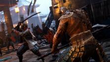 Viking vs samurai in For Honor