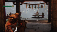 1v1 duel in For Honor