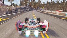 Xenon Racer: Nitro boost