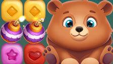 Pet Rescue Puzzle Saga: Save the bear