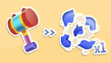 Using a power-up in Pet Rescue Puzzle Saga