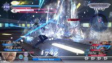 Ice attacks in Dissidia Final Fantasy NT