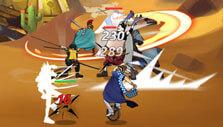 One Piece H5: Raiding a dungeon