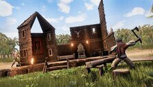 Building a home in Conan Exiles
