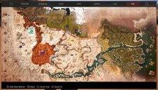 Conan Exiles map