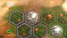 Building cities in Terraforming Mars