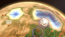 The effects of terraforming in Terrraforming Mars