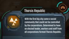 Terraforming Mars: Choosing a corporation