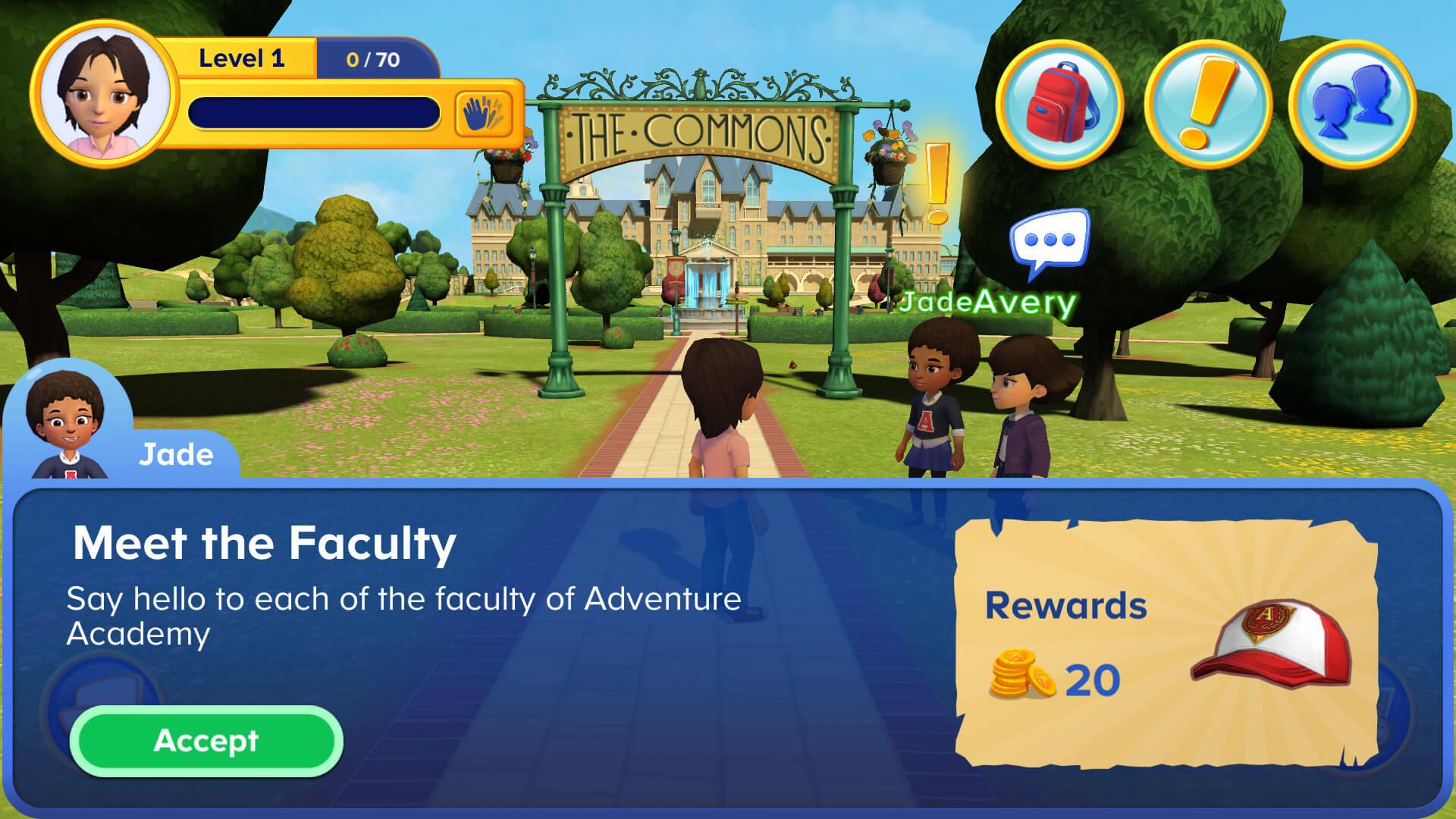 Adventure Academy Wwgdb