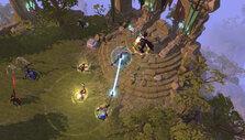 Dungeon battle in Albion Online