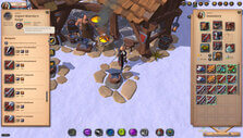 Crafting gear in Albion Online