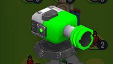 Merge TD: Unlocked a new turret