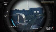Spotting enemies in Sniper Elite 4