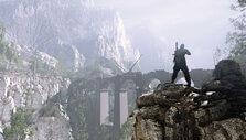 High verticality in Sniper Elite 4