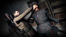 Officer stealth kill in Sniper Elite 4