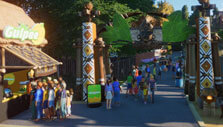 Planet Zoo: Themed decor