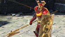 Boss fight in RAID: Shadow Legends