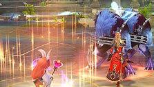 Eternal Magic: Pet in action