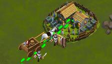 Vampire Empire: Raiding a farm