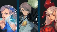 First three commanders in Battle Breakers