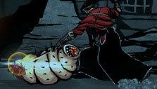 Musashi vs Cthulhu: Slaying a larvae