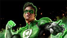 The Multiverse Green Lantern