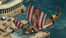 Sparta: War of Empires Trading Port
