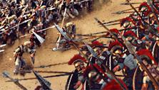 Standing Tall in Sparta: War of Empires