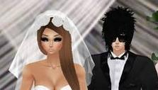 Wedding in IMVU