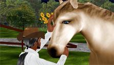 IMVU Horse Riding