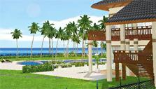 IMVU Beachfront Property