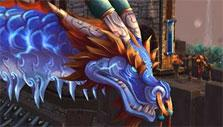 World of Warcraft Cloud Serpent Mount