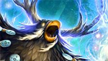 World of Warcraft Druid Owlbear