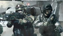 S.K.I.L.L Special Forces 2 Landing