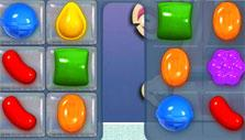 Split Level in Candy Crush Saga