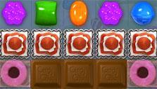 Challenge in Candy Crush Saga