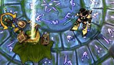 League of Legends Assaulting a Base